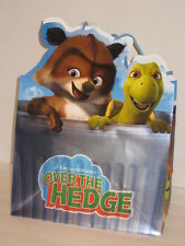 "Dreamworks Over the Hedge Gift Bag Rj Hammy Verne 13.5"" x 10.5"" x 5.5"" New"