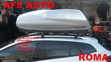 BOX AUTO  PORTAPACCHI  G3 KRONO 480 LT+BARRE RENAULT MEGANE SPORTOUR ANNO 2009