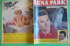 LUNA PARK 29/1961 MAURIZIO ARENA RENATO SALVATORI SANDRA MONDAINI ENIO GIROLAMI