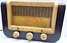 VINTAGE NATIONAL EKCO RADIO BAKELITE BODY CABINET OLD AND GENUINE COLLECTIBLES