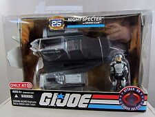 NIGHT SPECTER & GRAND SLAM Figure GI JOE Target Excl Attack Cobra Island NEW TOY