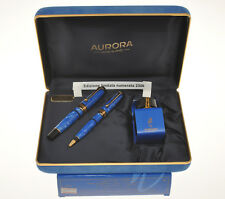 Aurora Mare 2000 Limited Edition set fountain + ballpoint pen new in  box