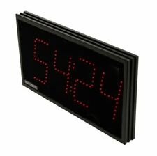 Microframe 6300 D6340 4-digit intelligent LED display  5.5