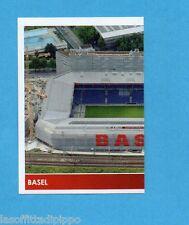 PANINI-EURO 2008-Figurina n.30- BASEL ST.JAKOB PARK - SX -NEW BLACK