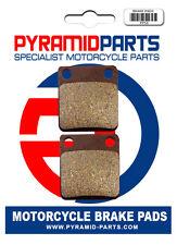 Front brake pads for Yamaha YFM400 2007