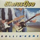 """Status Quo(7"""" Vinyl P/S)Rollin' Home-QUO 18-65-Ex/VG"""