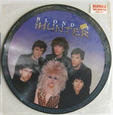 BLONDIE The Hunter 1982 UK ORG Picture Disc LP DEBBIE HARRY New Wave MINT!