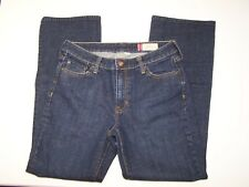 Gap 1969 Classic Stretch Denim Womens Jeans Straight Leg Size 4A-4C