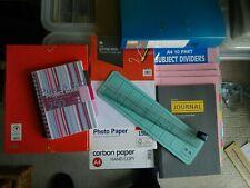 Leftovers Office School Stationery Bundle