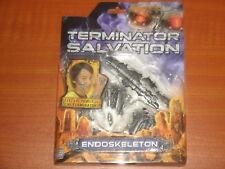 TERMINATOR SALVATION: ENDOSKELETON 'Battle Damage' Stick-Ons Become A Terminator