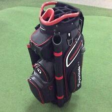 TaylorMade Premium Tm20 Cart Bag - Black/white/red