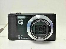 Hp p550 16.1Mp Digital Camera with Usb cable Pre-Owned