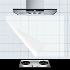 LvDD Kitchen Backsplash Wallpaper Stickers Waterproof Oilproof High Temperature