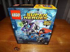 Lego, Dc Comics Super Heroes, Mighty Micros: Superman Vs Bizarro, #76068 Nib