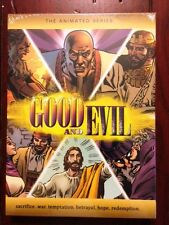 Good and Evil:  The Animated Series Deluxe Edition DVD -BRAND NEW!!! FREE SHIP!