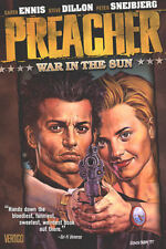 Preacher: War in the Sun TP - Volume 6, Vol 06 - Garth Ennis Graphic Novel - NEW