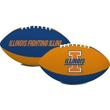 Rawlings Illinois Fighting Illini Tailgater Junior-Size Collegiate Football