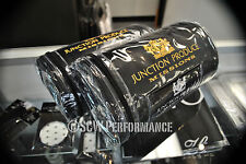 Junction Produce VIP Missions Neck Pads Cushions Black w/ Gold Logo SET OF 4