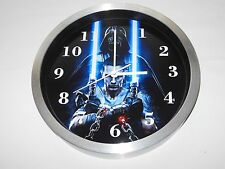 Star Wars The Force Unleashed 10 Inch Metal Wall Clock