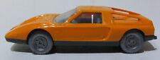 Wiking Mercedes C111, orange, Versuchswagen, 23, Rückleuchten rot