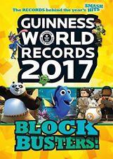 Guinness World Records 2017: Blockbusters! (Guinne
