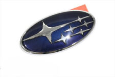 OEM 2008-2014 Subaru Impreza WRX STI Wagon Rear Lift Gate Star Emblem 93033FG011