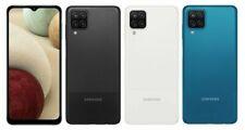 Nueva marca SAMSUNG GALAXY A12 64GB 4GB Teléfono inteligente Desbloqueado de 6.5 pulgadas 4G LTE Doble Sim