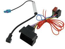 CT20VX03 VAUXHALL OPEL ASTRA VECTRA CORSA ISO Adattatore di piombo unità di testa stereo GUAINA