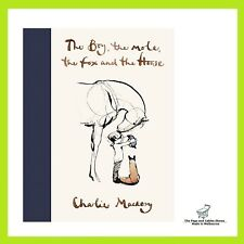 The Boy The Mole The Fox and The Horse by Charlie Mackesy 9781529105100