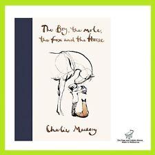 The Boy The Mole The Fox and The Horse by Charlie Mackesy 9781529105100