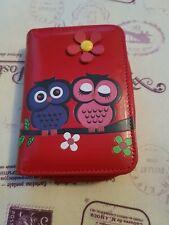 Stunning owl purse lots of room
