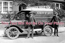 LO 9 - Cuff & Co, Powis Street, Woolwich, London - 6x4 Photo
