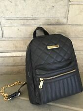 822c4a81c554 ADRIENNE VITTADINI QUILTED FAUX LEATHER BACKPACK MSRP 178 BRAND NEW WITH  TAGS