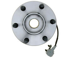 Wheel Bearing and Hub Assembly-4WD Front Raybestos 715065