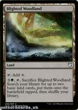 Blighted Woodland :: Commander 2018 :: C18-236 Uncommon Mint MTG Card