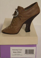"Just The Right Shoe ""Tetering Court"" Item # 25014"