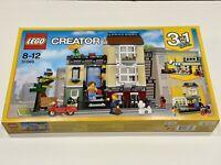 LEGO Creator City Modular town house building new Family Villa Rare house 31065