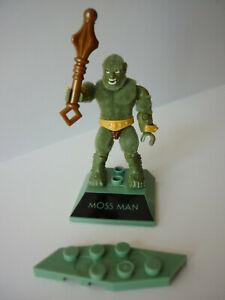 Mega Construx Masters of Universe MOTU Moss Man Flocked Battle Bones Variant