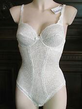 Barbara Paris Designer Bügel Body Gr.70B Natur Ecu mit Leinen 32B UW Linen €169