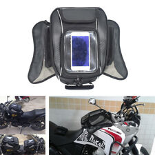 Durable Nylon Motorcycle Magnetic Oil Fuel Tank Bag Luggage Handbag 35*30*17 cm