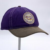 LSU Tigers Louisiana State University NCAA The Game Brand Strapback Hat Cap NWT