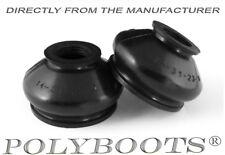 2x Polyboots Gummi Manschetten Traggelenk 14x31x23 mm Staubmanschetten ATV A-Arm