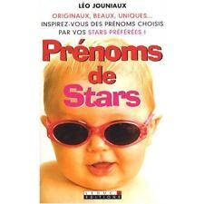 PRENOMS DE STARS - LEO JOUNIAUX