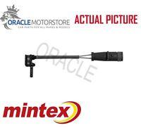MINTEX FRONT BRAKE PAD WEAR SENSOR WARNING INDICATOR GENUINE OE QUALITY MWI0543