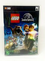 Lego Jurassic World - PC - Brand New | Factory Sealed | Portuguese Cover