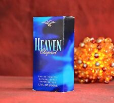 Chopard HEAVEN EDT 50ml., DISCONTINUED, VERY RARE, New in Box