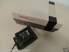 AC Power Cord Adapter Game NES 8 Bit Nintendo Entertainment Video Game System