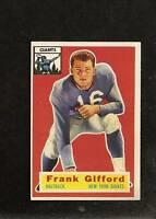 1956  Topps # 53 Frank Gifford NM