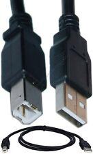 Lot500 3ft short USB2.0 A~B AB Printer/Device/Scanner/Hub Cable/Cord$SHdis{BLACK