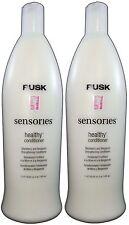 Rusk Healthy Straightening Conditioner 33.8oz Pack of 2 Packaging Varies